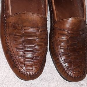 Men's loafers, by Bass, 9 1/2 medium